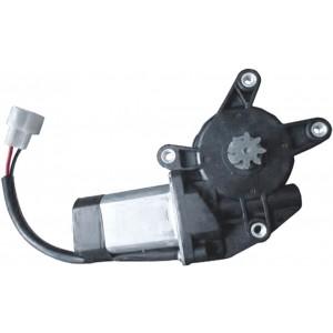 Мотор стеклоподъемника MABUCHI 8 зубьев (черный)