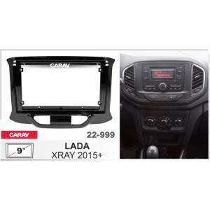 Переходная рамка CARAV 22-999 для Lada