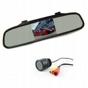 Монитор для камеры заднего вида BENG SR021 ЗЕРКАЛО + КАМЕРА