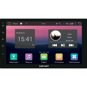 Автомагнитола на Android SWAT AHR-5280 N