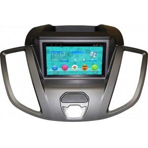 Штатная автомагнитола на Android PARAFAR PF363 SLIM для Ford