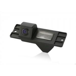 Штатная камера заднего вида PHANTOM CA-0581 для Mitsubishi Pajero