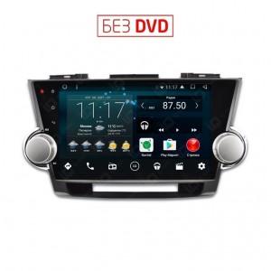 Штатная автомагнитола на Android IQ NAVI T44-2915C для Toyota
