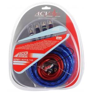 Набор для подключения усилителей ACV 21-KIT4-10