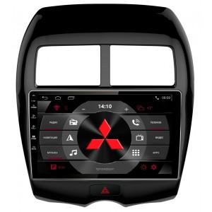 Штатная автомагнитола на Android SUBINI MSB102Y для Mitsubishi