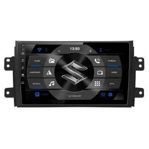 Штатная автомагнитола на Android SUBINI SUZ901Y для Suzuki