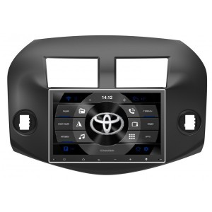 Штатная автомагнитола на Android SUBINI TOY104Y для Toyota