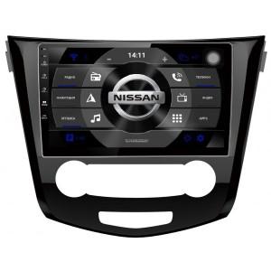Штатная автомагнитола на Android SUBINI NIS103Y для Nissan