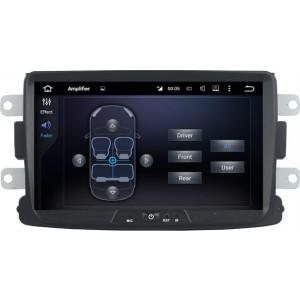 Штатная автомагнитола на Android NONAME для Renault SANDERO, DUSTER, LOGAN 2012-2015