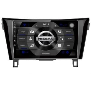 Штатная автомагнитола на Android SUBINI NIS105Y для Nissan