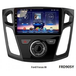 Штатная автомагнитола на Android SUBINI FRD905Y для Ford