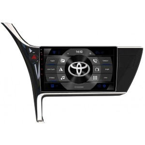 Штатная автомагнитола на Android SUBINI TOY108Y для Toyota