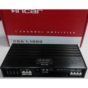 Автоусилитель INCAR CDA-1.1000