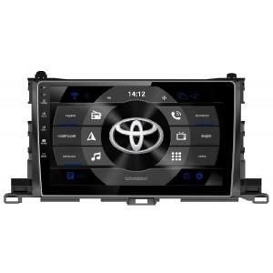 Штатная автомагнитола на Android SUBINI TOY106R для Toyota
