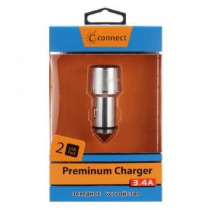 Зарядное устройство CONNECT PREMIUM EC-166