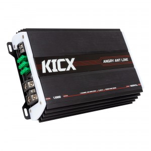 Автоусилитель KICX ANGRY ANT 1.1000