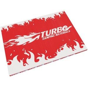Шумопоглощающие материалы TURBODAMP TURBO CENT