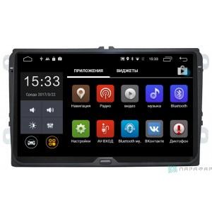 Штатная автомагнитола на Android PARAFAR PF904F для Volkswagen