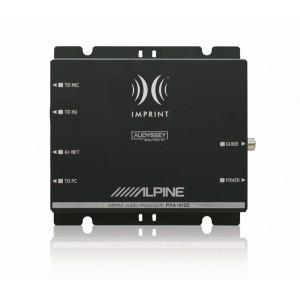Автомобильный аудиопроцессор Alpine PXA-H100
