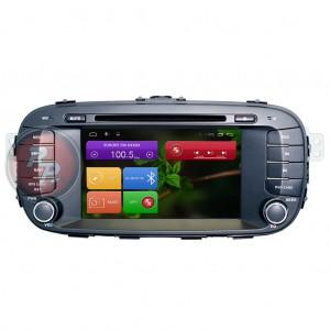 Штатная магнитола на Android REDPOWER 21043 HD для Kia Soul