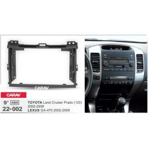 Переходная рамка CARAV 22-002 для Lexus