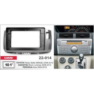 Переходная рамка CARAV 22-014 для Daihatsu