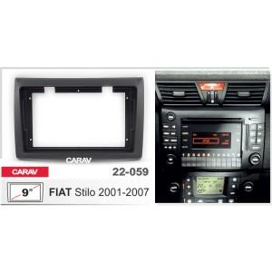 Переходная рамка CARAV 22-059 для Fiat