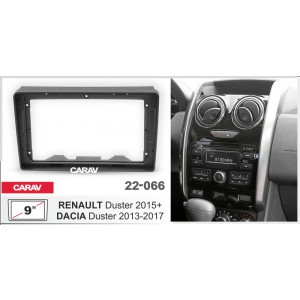 Переходная рамка CARAV 22-066 для Dacia