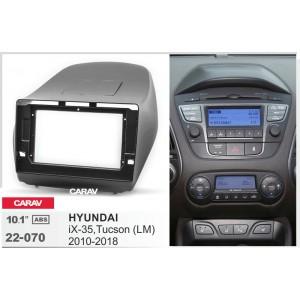 Переходная рамка CARAV 22-070 для Hyundai