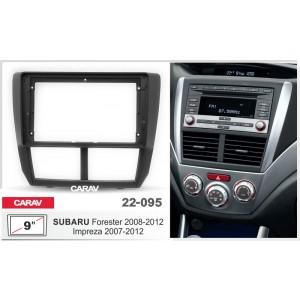 Переходная рамка CARAV 22-095 для Subaru