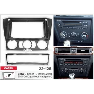 Переходная рамка CARAV 22-125 для BMW