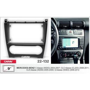 Переходная рамка CARAV 22-132 для Mercedes-Benz