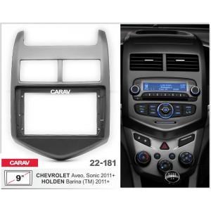 Переходная рамка CARAV 22-181 для Chevrolet