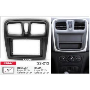 Переходная рамка CARAV 22-212 для Dacia