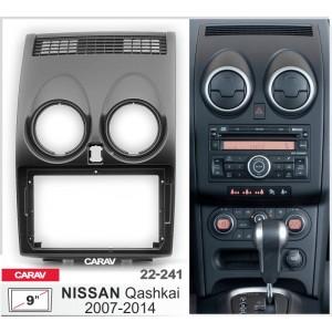 Переходная рамка CARAV 22-241 для Nissan