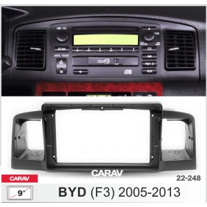 Переходная рамка CARAV 22-248 для BYD