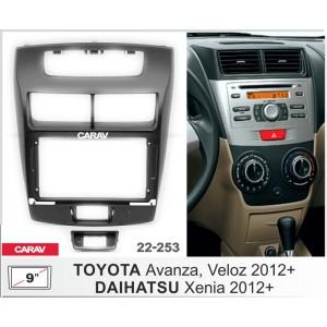 Переходная рамка CARAV 22-253 для Daihatsu