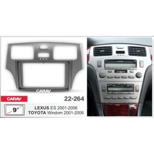 Переходная рамка CARAV 22-264 для Lexus