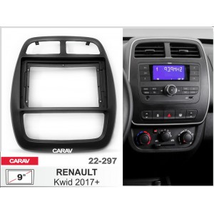 Переходная рамка CARAV 22-297 для Renault
