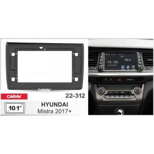 Переходная рамка CARAV 22-312 для Hyundai