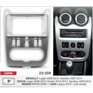 Переходная рамка CARAV 22-329 для Dacia