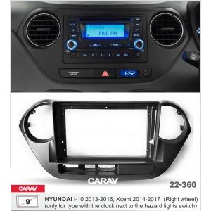 Переходная рамка CARAV 22-360 для Hyundai