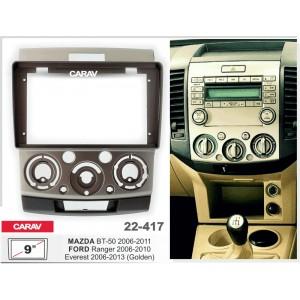 Переходная рамка CARAV 22-417 для Mazda
