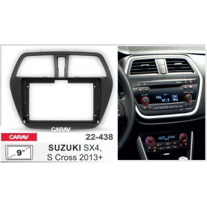 Переходная рамка CARAV 22-438 для Suzuki