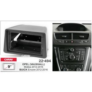Переходная рамка CARAV 22-494 для Buick