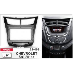 Переходная рамка CARAV 22-499 для Chevrolet