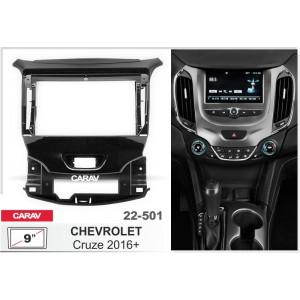 Переходная рамка CARAV 22-501 для Chevrolet