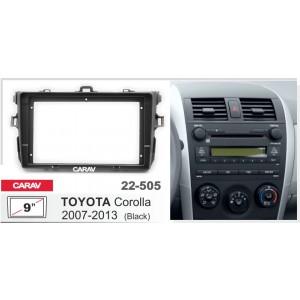 Переходная рамка CARAV 22-505 для Toyota