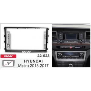 Переходная рамка CARAV 22-623 для Hyundai