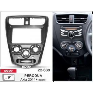 Переходная рамка CARAV 22-639 для Perodua